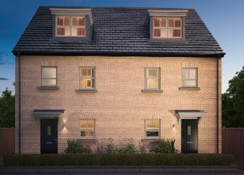 Thumbnail 4 bed town house to rent in Adwick Le Street