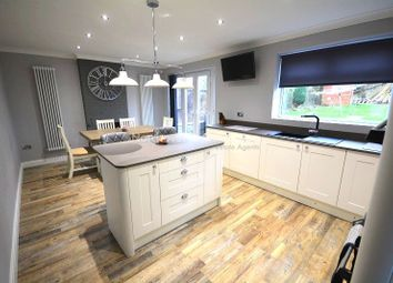 Thumbnail 3 bed semi-detached house for sale in Bampton Road, Llanrumney, Cardiff.