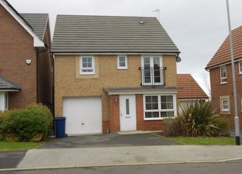 Thumbnail 4 bedroom detached house to rent in Lords Court, Retford