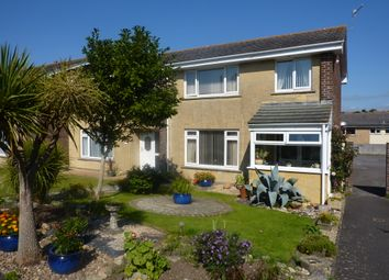 Thumbnail 3 bedroom end terrace house to rent in Fairfield, Chickerell, Weymouth