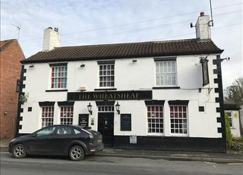 Thumbnail Pub/bar for sale in The Wheatsheaf Inn, 83 Hailgate, Howden, East Yorkshire