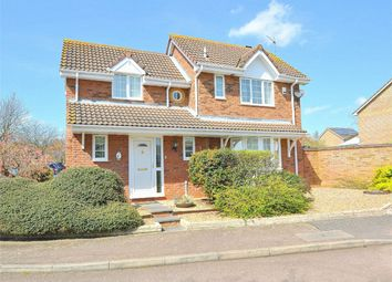 Thumbnail 4 bed detached house for sale in Exmoor Close, Hinchingbrooke, Huntingdon, Cambridgeshire