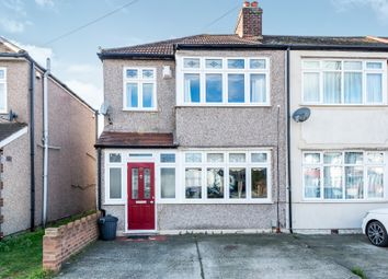 Thumbnail 3 bed end terrace house for sale in South End Road, Rainham