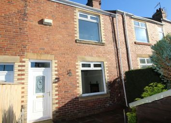 Thumbnail 1 bed terraced house to rent in Oaktree Terrace, Prudhoe