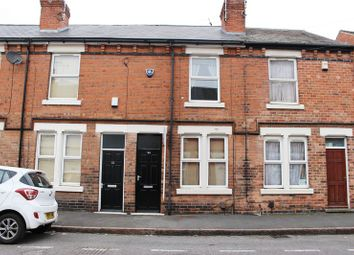 Thumbnail 2 bed terraced house to rent in Warwick Street, Dunkirk, Nottingham