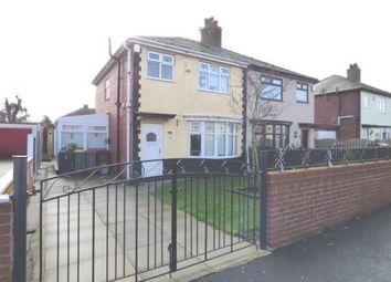 Thumbnail 3 bedroom semi-detached house for sale in Sulby Drive, Ribbleton, Preston, Lancashire