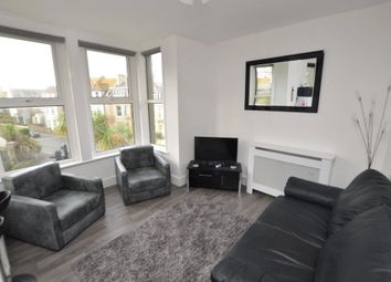 Thumbnail 1 bed flat for sale in Trenance Road, Newquay, Cornwall
