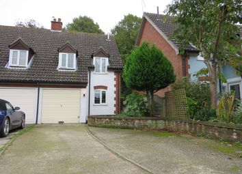 Thumbnail 3 bedroom semi-detached house for sale in Rectory Gardens, Hingham, Norwich