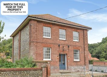Thumbnail 4 bed barn conversion for sale in The Street, Hindolveston, Dereham
