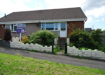 Thumbnail 1 bed bungalow for sale in Darren Road, Briton Ferry, Neath