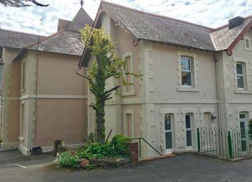 Thumbnail 2 bedroom flat to rent in Rawlyn Road, Torquay
