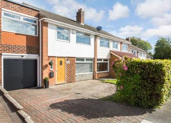 Thumbnail 4 bed terraced house for sale in Ladywell Way, Ponteland, Newcastle, Northumberland