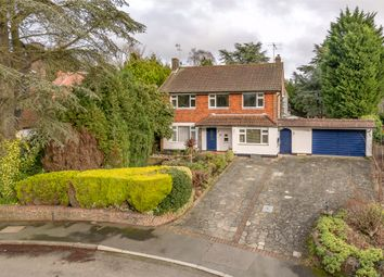 4 bed detached house for sale in Brokes Crescent, Reigate, Surrey RH2