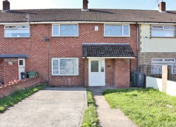 Thumbnail 3 bed terraced house to rent in Burnham Avenue, Llanrumney, Cardiff