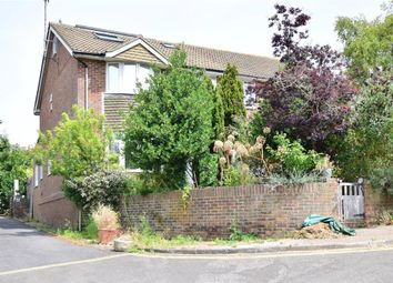 Thumbnail 4 bed semi-detached house for sale in Southdown Place, Brighton, East Sussex