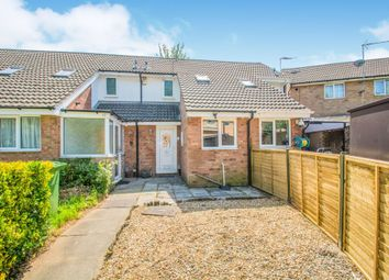 Thumbnail 1 bedroom terraced house for sale in The Dell, St. Mellons, Cardiff