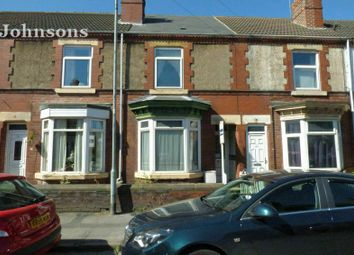 Thumbnail 3 bed terraced house for sale in Royston Avenue, Bentley, Doncaster.