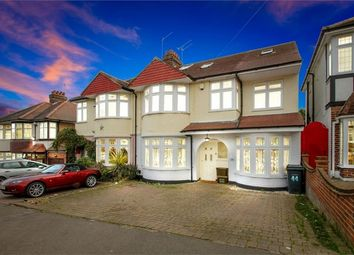 Thumbnail 5 bed semi-detached house for sale in Beverley Crescent, Woodford Green