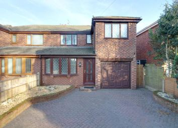 Thumbnail 4 bed semi-detached house for sale in Watchyard Lane, Formby, Liverpool
