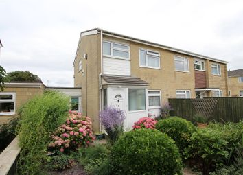 Thumbnail 3 bed semi-detached house for sale in Forrester Green, Colerne, Chippenham