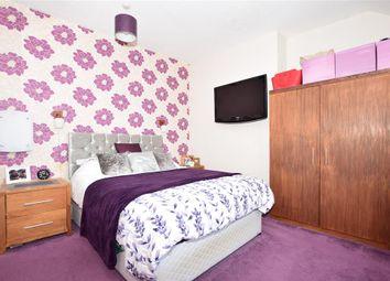 Thumbnail 3 bed maisonette for sale in Shorncliffe Road, Folkestone, Kent
