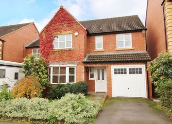 Thumbnail 4 bed detached house for sale in Tom Blower Close, Wollaton, Nottingham