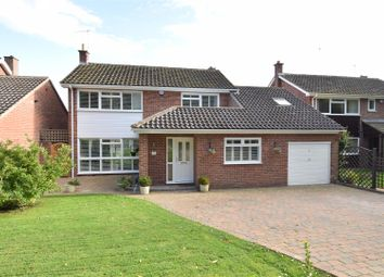 Thumbnail 4 bed detached house for sale in Hopkiln Lane, Southwell