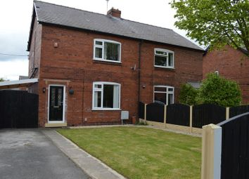 Thumbnail 3 bed semi-detached house for sale in Merewood Road, Castleford