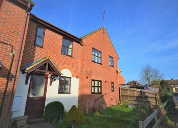 Thumbnail 2 bed terraced house for sale in Faraday Court, Thrapston, Kettering