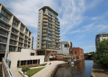 Thumbnail 1 bed flat for sale in Canal Street, Nottingham