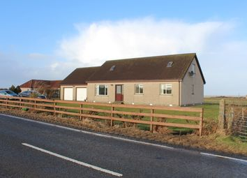 Thumbnail 5 bed detached house for sale in Tankerness, Orkney