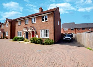 3 bed semi-detached house for sale in Woodpecker Lane, Sible Hedingham, Essex CO9
