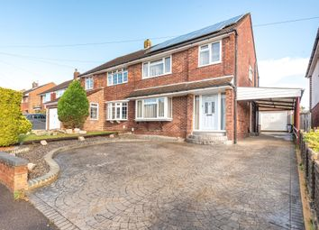 Oxford Close, Fareham PO16. 4 bed semi-detached house