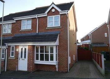Thumbnail 3 bed semi-detached house to rent in Valley Road, Dudley