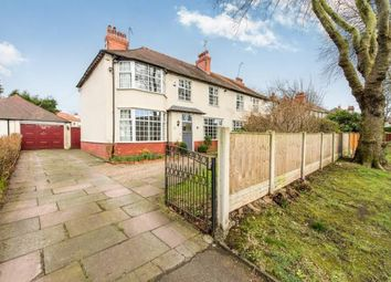 Thumbnail 4 bed semi-detached house for sale in Menlove Avenue, Liverpool, Merseyside, Uk