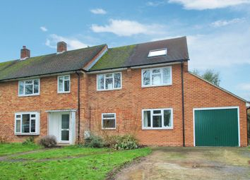 Thumbnail 5 bedroom semi-detached house for sale in Garford Close, Abingdon