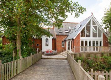 Thumbnail 4 bed detached house for sale in Hampit Road, Arkesden, Saffron Walden