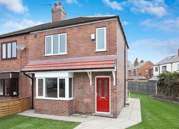 Thumbnail 3 bed semi-detached house for sale in Brentlea Avenue, Thornes, Wakefield