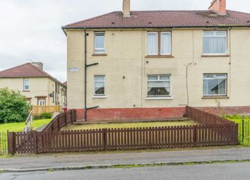 Thumbnail 2 bed flat for sale in Westerton Avenue, Larkhall