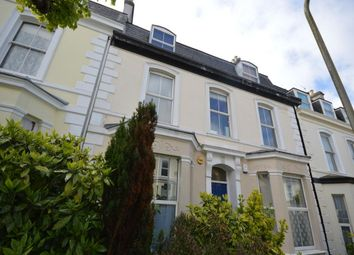 Thumbnail 1 bed flat to rent in Seaton Avenue, Mutley, Plymouth