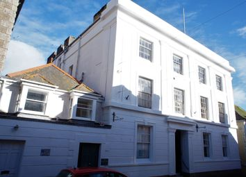 Thumbnail 1 bed flat for sale in Chapel Street, Penzance