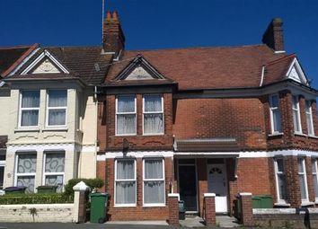 Thumbnail 4 bedroom terraced house for sale in Morrison Road, Folkestone, Kent