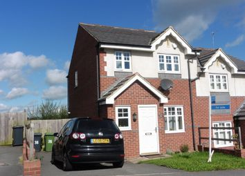 Thumbnail 3 bedroom semi-detached house for sale in Borrowdale Crescent, Armley