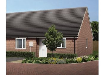 Thumbnail 2 bedroom bungalow for sale in 5 Squirrel Crescent, Melton Mowbray, Leicester, Leicestershire