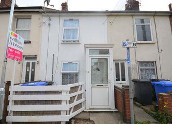 Thumbnail 3 bed terraced house for sale in Trafalgar Street, Lowestoft