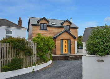 Thumbnail 3 bedroom detached house for sale in The Incline, Portreath, Cornwall