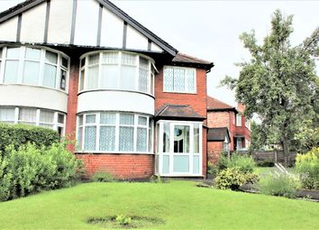 Thumbnail 4 bed semi-detached house for sale in Castlefield Avenue, Salford