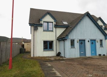 Thumbnail 2 bedroom semi-detached house for sale in Broomhill Court, Aviemore