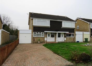 Thumbnail 3 bed semi-detached house to rent in Masefield Close, Newport Pagnell