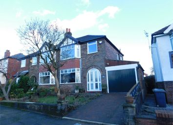 Thumbnail 3 bed semi-detached house to rent in Burnley Road, Bury